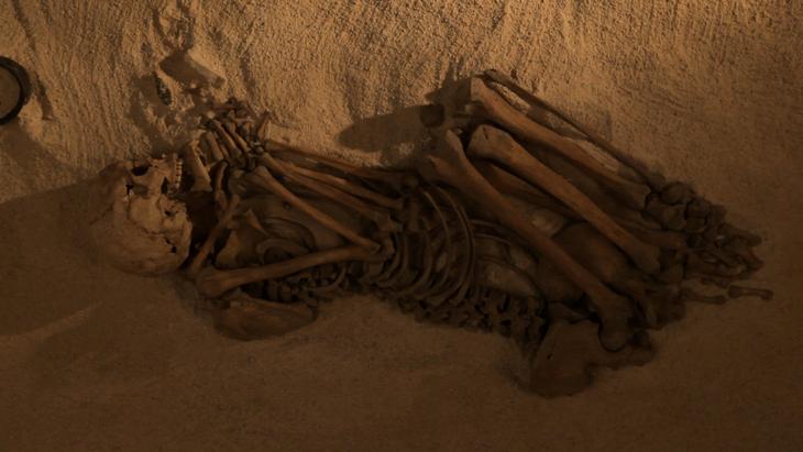 Enterramientos